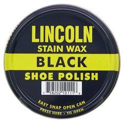 Krém na boty LINCOLN USMC 2 1/8 oz ÈERNÝ