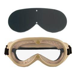 Brýle taktické US M44 v krabièce KHAKI