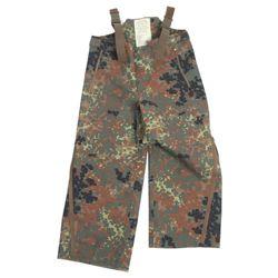Kalhoty BW nepromokavé FLECKTARN