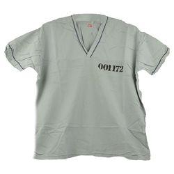 Košile STATE PRISON ŠEDÁ