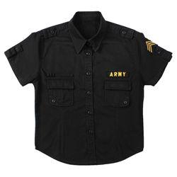 doprodej Košile dámská BDU US ARMY VINTAGE ÈERNÁ