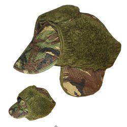 Èepice s kšiltem zimní britská DPM TARN použitá