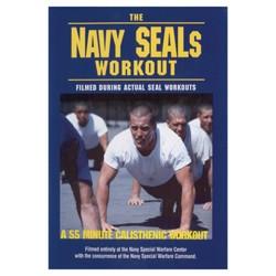 DVD US NAVY SEALS WORKOUT 55minut