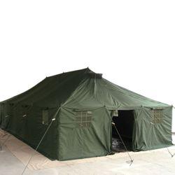 Stan vojenský velký PE 10x4,8 m ZELENÝ