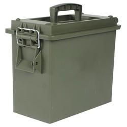 Bedna na munici plastová AMMO BOX US CAL.50mm ZELENÁ