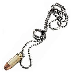 Pøívìšek na krk malá PATRONA ráže 9mm