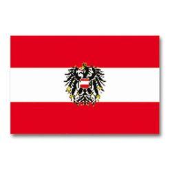 Vlajka státní RAKOUSKO