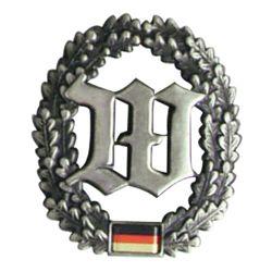 Odznak BW na baret Wachbataillon
