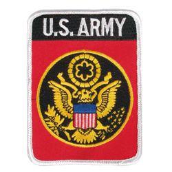 Nášivka pøíslušnosti US textil US ARMY