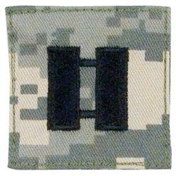 Nášivka hodnosti VELCRO CAPTAIN ARMY ACU DIGITAL