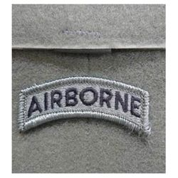 Nášivka oblouèek AIRBORNE Tab VELCRO - FOLIAGE