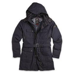 doprodej Kabát XYLONTUM zimní TMAVÌ MODRÝ