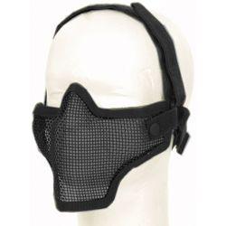 Maska AIRSOFT ochranná ÈERNÁ