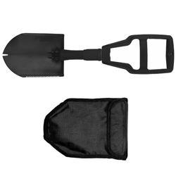 Lopatka 3-dílná II generace s plastovou rukojetí
