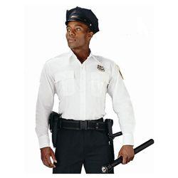 Košile POLICIE A SECURITY dl. rukáv BÍLÁ