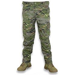 Kalhoty M65 ŠPANÌLSKÉ MASKOVÁNÍ