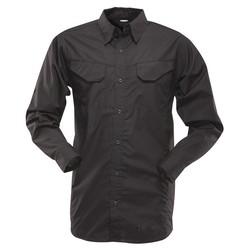 Košile 24-7 TACTICAL dlouhý rukáv ÈERNÁ