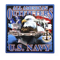 Cedule U.S. NAVY ALL AMERICAN OUTFITTERS