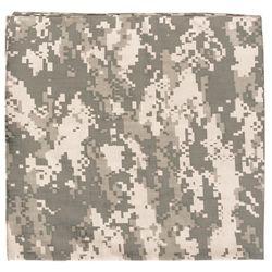 Šátek 68 x 68 cm JUMBO ARMY ACU DIGITAL