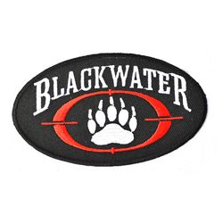Nášivka BLACKWATER