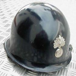 Helma RF francouzská odznak MODRÁ použitá