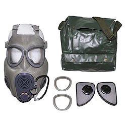 Maska plynová AÈR M10M s picí hadièkou a obalem nová