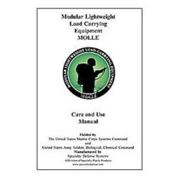VHS video manuál Sada MOLLE II