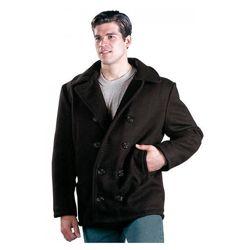 Kabát US NAVY TYPE PEACOAT ÈERNÝ