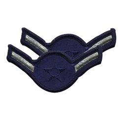Nášivka USAF AIRMAN 1986-1992 MODRÁ