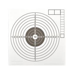 Terè vzduchovka s bílým støedem 140x150 mm