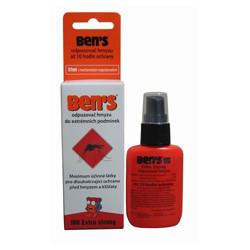Repelent proti hmyzu BENS 100 30 ml