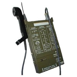 Radiostanice AÈR - RF-10 kompletní sada s obalem ZELENÁ