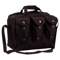 Taška na zdravotní vybavení 28 x 23 x 15 cm ÈERNÁ