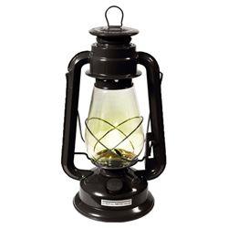 Lampa petrolejová 30 cm ÈERNÁ