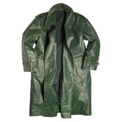 Kabát ŠVÝCARSKÝ ZELENÝ použitý