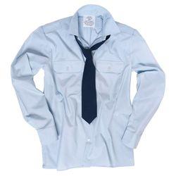 Košile služební BW dl.rukáv MODRÁ použitá