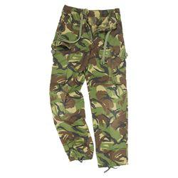 Kalhoty britské polní DPM TARN použité