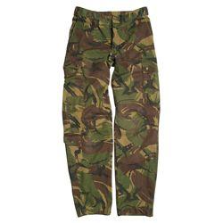 Kalhoty holandské polní DPM použité (pas 86cm)