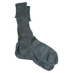 Ponožky NVA podkolenky ŠEDÉ