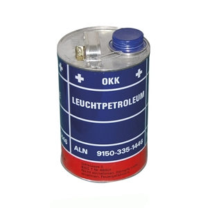 Petrolej 1 litr
