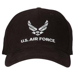 Èepice U.S. AIR FORCE BASEBALL ÈERNÁ