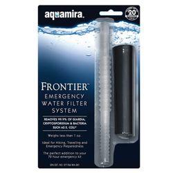 Filtraèní systém na vodu  Aquamira ® Frontier