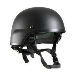 Podbradník na helmu MICH ÈERNÝ