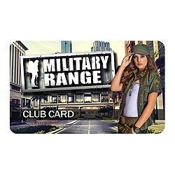 CLUB CARD MILITARY RANGE - fashion