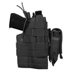 Pouzdro pistolové MOLLE beretta oboustranné ÈERNÉ