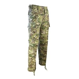 Kalhoty M65 rip-stop BTP camo