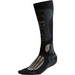 Ponožky BATAC Mission - podkolenka ÈERNO/ZLATÉ