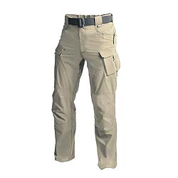 Kalhoty OUTDOOR TACTICAL® softshell KHAKI