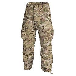 Kalhoty LEVEL 5 ver.II SOFTSHELL MULTICAM/CAMOGROM