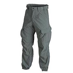 Kalhoty LEVEL 5 ver.II SOFTSHELL ALPHA GREEN